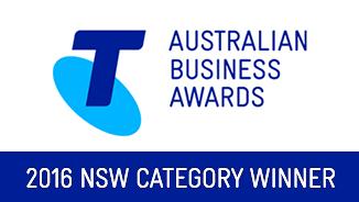 Telstra - Best small business 2016