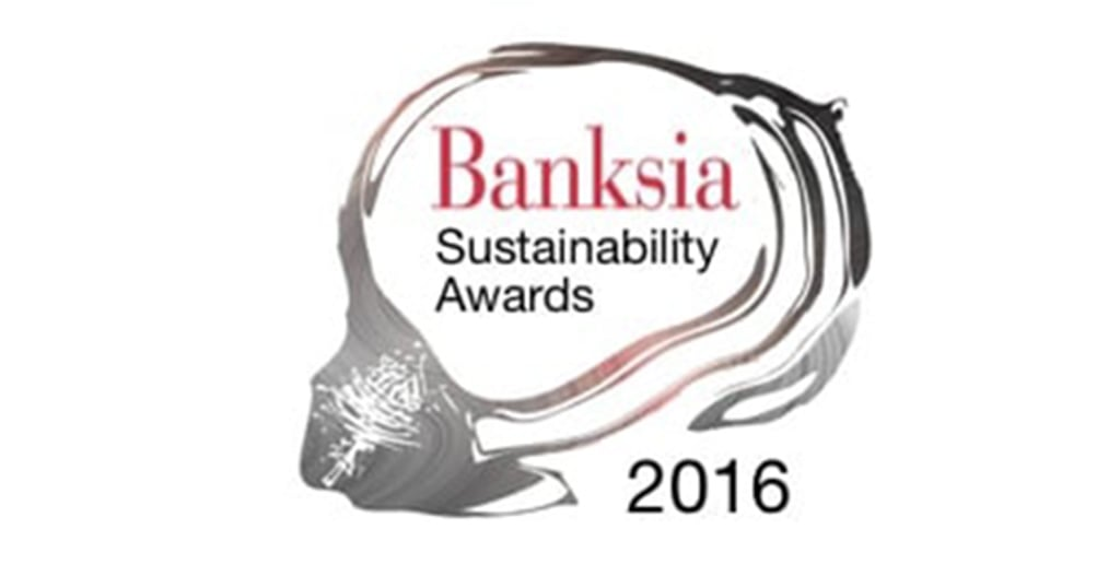 Banksia Award - most sustainable shipping