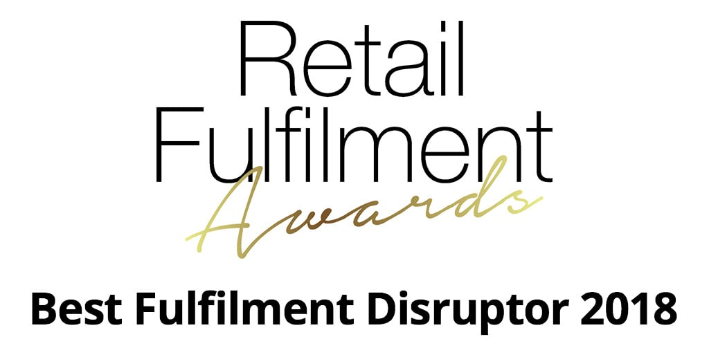 Retail Fulfilment Awards - Best Fulfilment Disruptor 2018