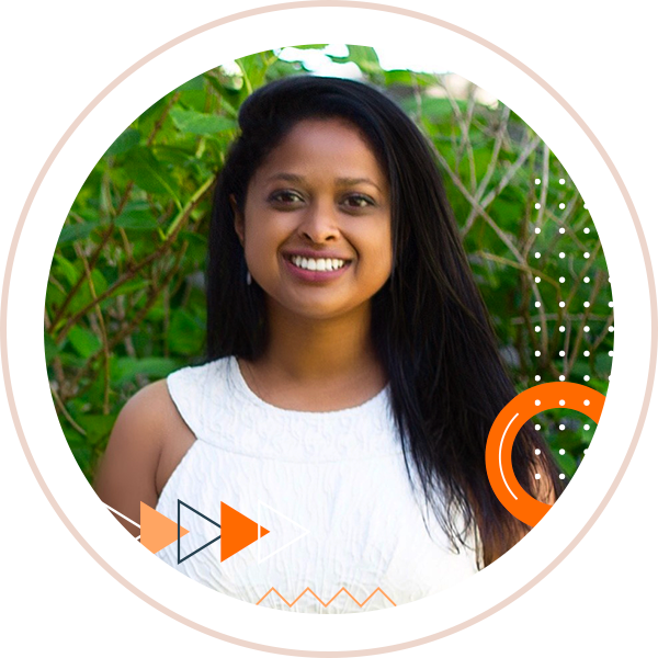 Pooja Ganesan, <span class='text--small'>CEO, <a href='https://boonidoon.com/' target='_blank'>booni doon</a><br>April 8th Speaker<br><br><span style='color: #33424f;'><i>Topic: Imperfectly sustainable: The many paths toward Zero Waste</i></span><br><br><a class='text--subtle'><u>+ more info</u></a></span>