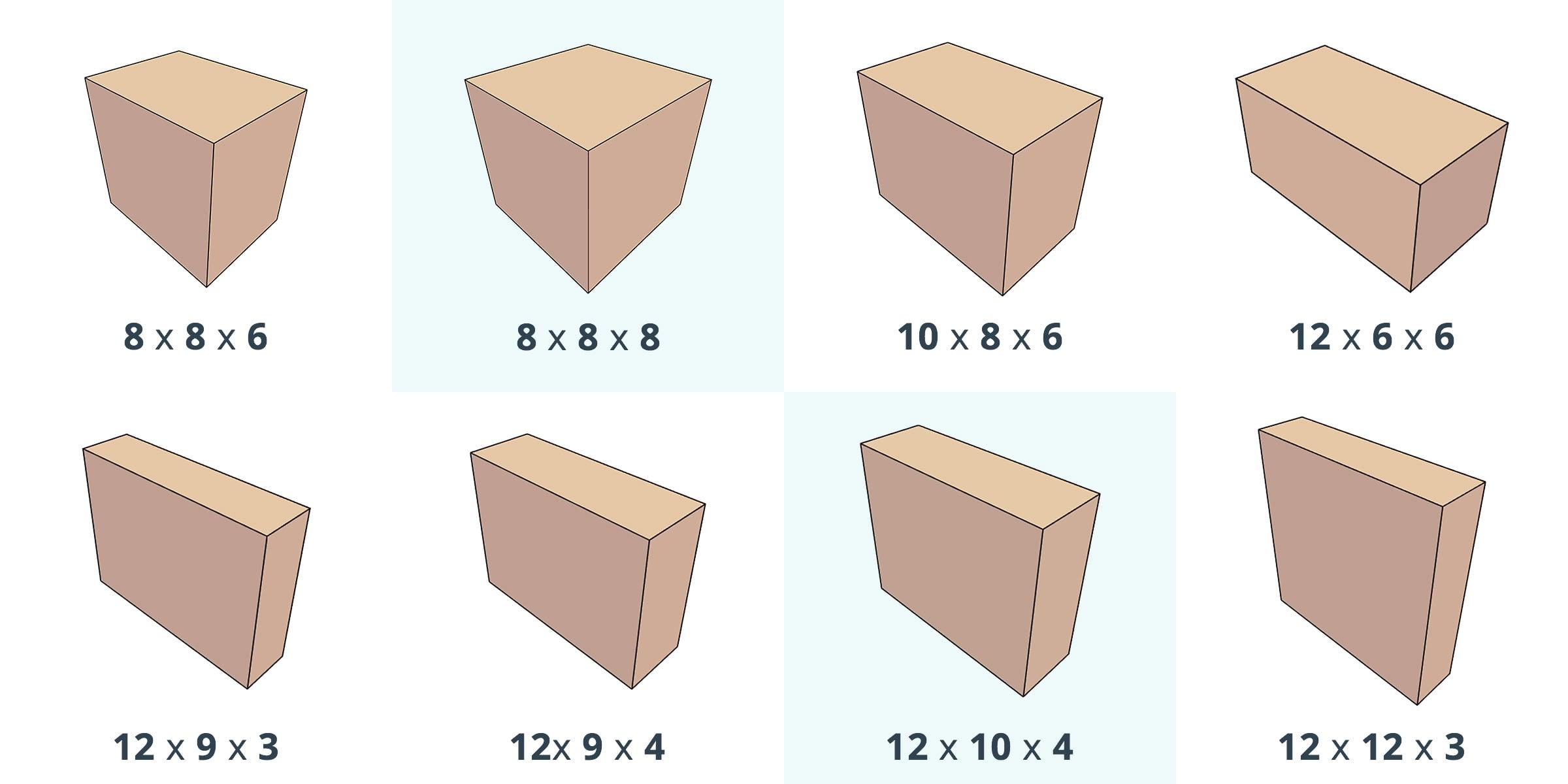 Medium packages