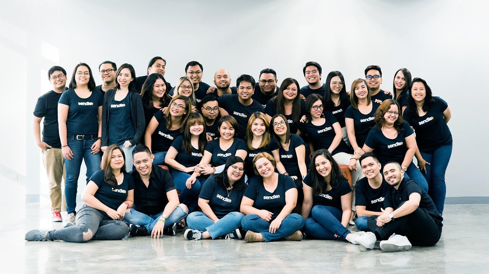 Sendle Manila team
